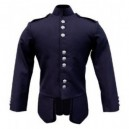 Navy Scots Guards Style Doublet