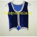 Highland Dancing Vest In Velvet