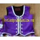 Scottish Highland Dancing Vest