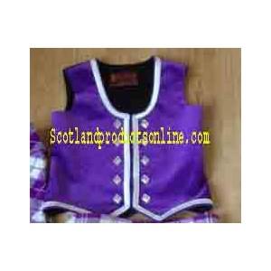 Scottish Highland Dancing Vest