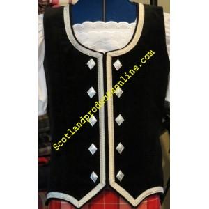 Ladies Highland Dancing Vest