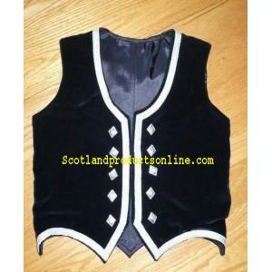 Kids Highland Dancing Vest