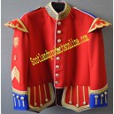 Doublet Jacket With Embroidery Badges