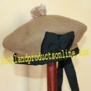 Desert Tan Balmoral Hat