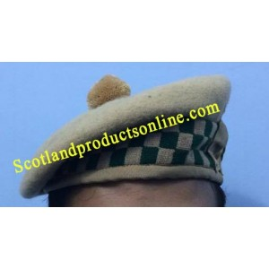 khaki Balmoral Dicing Hat
