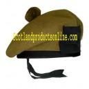 WW1 Canadian Khaki Balmoral Hat