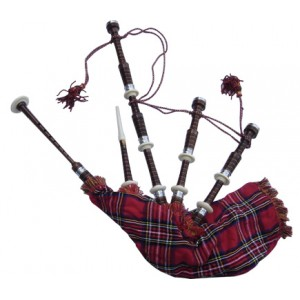 Rosewood Great Highland Bagpipe