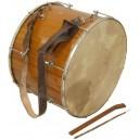 "Tupan Drum 20"" Bolt Tuned"