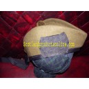 WW1 Canadian Khaki Glangarry Hat