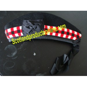 Glangarry Hats With Dicing