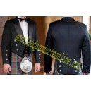 Black Prince Charlie Jacket