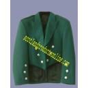 Green Prince Charlie Jacket & Vest