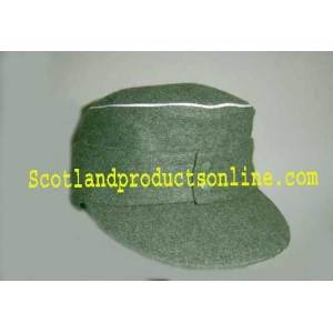 WWII German Officer M43 Field Cap