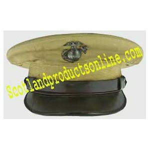 Generic US Marine Corps Officer's Hat