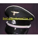 Officer Visor Cap