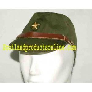 WWII WW2 JAPANESE ARMY IJA OFFICER  HAT