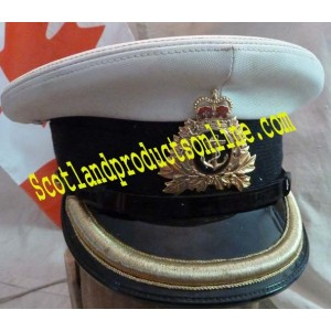 Canadian Navy officer Hat