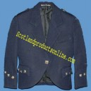 Navy Kilt Jacket