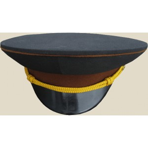 Russian Officers Visor Hat