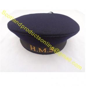 WWII British Royal Navy Sailor's Cap