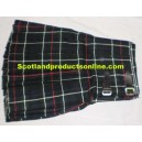 Scottish Piper or Drummer Tartan Kilt
