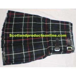 Scottish Piper or Drummer Tartan Kilt