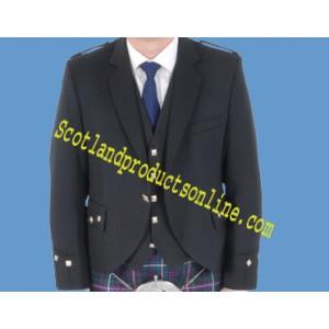 Argyll Kilt Jacket With Waistcoat
