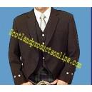 Brown Argyll Kilt Jackets With Waistcoat