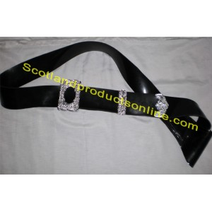 Piper PVC Cross Belt with Buckles