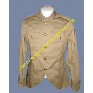 Khaki Scots Rank Tunic