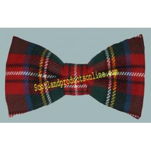 Royal Stewart Tartan Bow Tie
