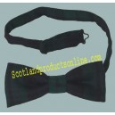 Black Watch Mens Tartan Bow Tie