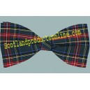 Mary Queen of Scots Tartan Bow Tie