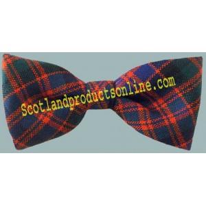 Macdonald Tartan Bow Tie