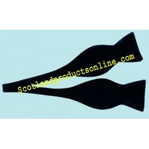 Self-Tie Velvet Bow Tie