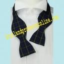 Self-Tie Gordon Tartan Bow Tie