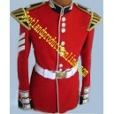 VICTORIAN ERA SCOTT GUARDS UNIFORM