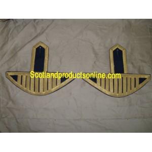 Irish Guards Bandsman Uniform Wings
