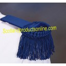 Royal Blue Epaulettes