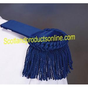 Royal Blue Epaulettes