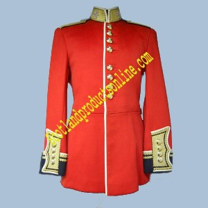 Irish Guards Officers Uniform Tunic