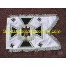 German Army Swallowtail Standarten- White Infantry