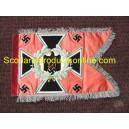 German Army Swallowtail Standarten- Pink Panzer
