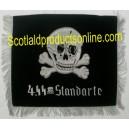 4th SS Standarte' Trumpet Banner