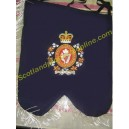 """Pipe Banner """"Irish Fusiliers Of Canada The Vancouver Regiment"""""""