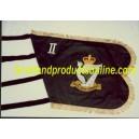 "Piper Banner ""Royal Irish Rangers"""