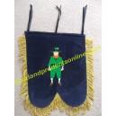 "Pipe Banner ""Vector Illustration of an Irish Man"""