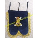 "Pipe Banner ""ROYAL REGIMENT OF SCOTLAND"""