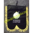 Hand Embroidery Pipe Banner