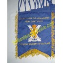 Pipe Banner ( 1st Battalion The Highlanders Army Cadet Force )